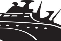 Корабль, дизайн #07545