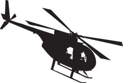 Вертолет, дизайн #07550
