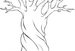 Дерево, дизайн #07559
