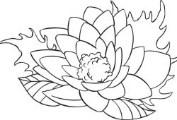 Цветочек, дизайн #07560