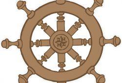 Штурвал, дизайн #07569