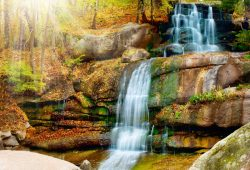 Водопад, дизайн #07585