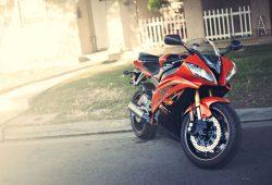 Спортивный мотоцикл, дизайн #07614