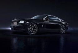 Черный автомобиль, дизайн #07616