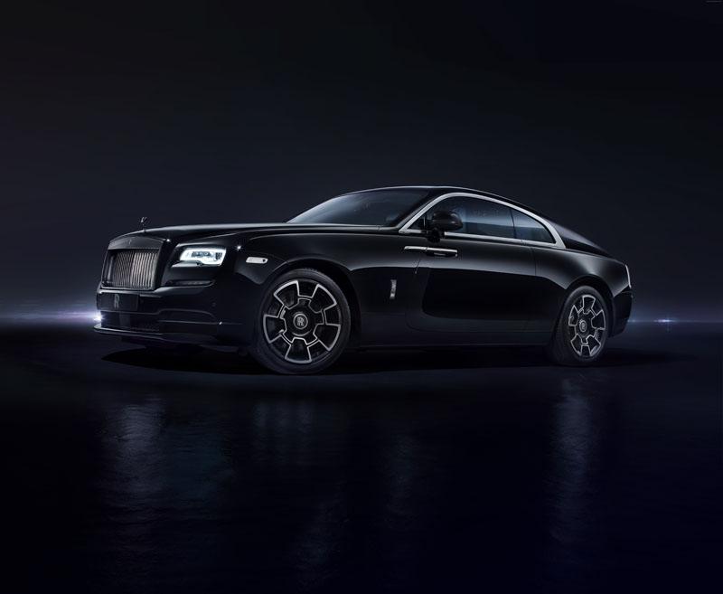 Печать на холсте Черный автомобиль, дизайн #07616