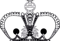 Корона, дизайн #07662