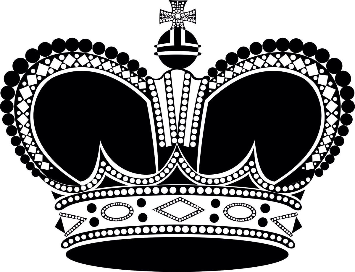 Картинки царской короны на прозрачном фоне