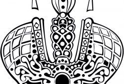 Корона, дизайн #07665