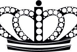 Корона, дизайн #07675