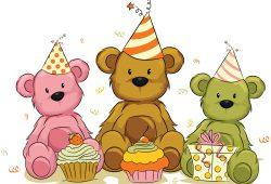 С Днем Рождения!, дизайн #07760
