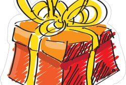 Подарок, дизайн #07807