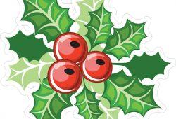 Рождество, дизайн #07820