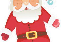Санта-Клаус, дизайн #07823