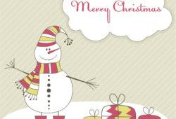 С Рождеством!, дизайн #07835