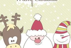 С Рождеством!, дизайн #07837