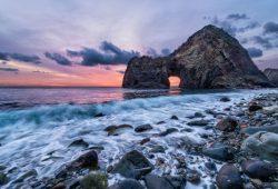 Каменный берег, дизайн #07895