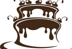 Торт, дизайн #07976