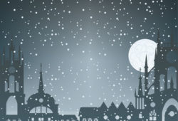 Зима, дизайн #08010