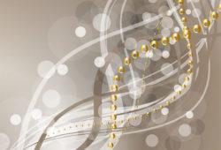 Переплетающиеся линии, дизайн #08019