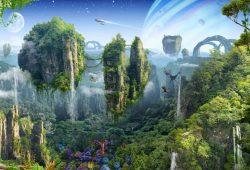 Сказочная планета, дизайн #08027