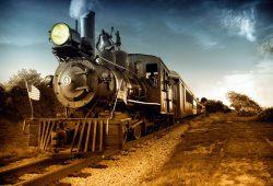Поезд, дизайн #08049
