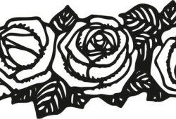 Розы, дизайн #08082