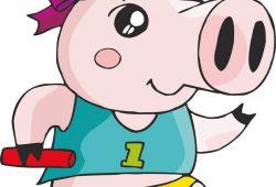 Свинка, дизайн #08094