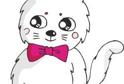 Кот, дизайн #08111