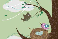 Гнездо, дизайн #08151