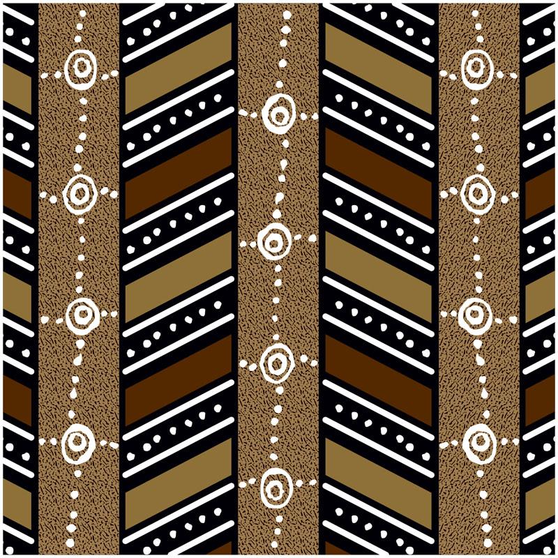 Японские панели Орнамент, дизайн #08153