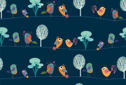Птички, дизайн #08155