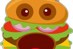Гамбургер, дизайн #08226