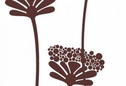 Цветок, дизайн #08350