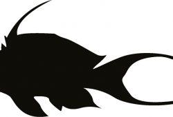 Рыбка, дизайн #08362