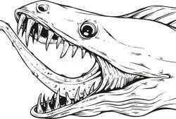 Рыбка, дизайн #08381