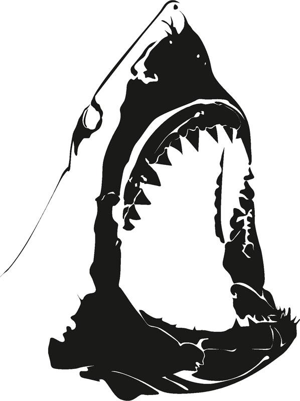 Акула, дизайн #08397