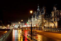 Ночной город, дизайн #08453