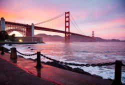 Мост «Золотые ворота», дизайн #08454