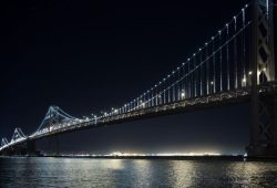 Ночной мост, дизайн #08457
