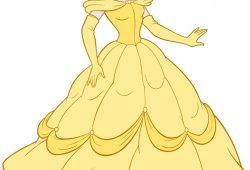 Принцесса, дизайн #08500