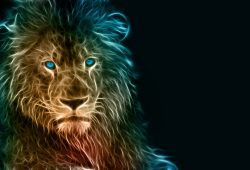Лев, дизайн #08585