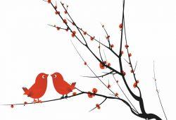 Птички, дизайн #0850617