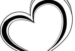 Сердце, дизайн #0853617