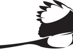 Птица, дизайн #08661