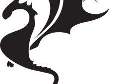 Дракон, дизайн #08662