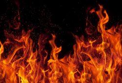 Огонь, дизайн #08731