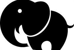 Слон, дизайн #08784