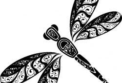 Бабочка, дизайн #08803