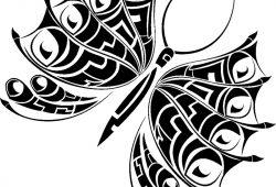 Бабочка, дизайн #08806
