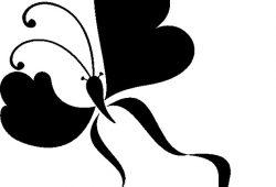 Бабочка, дизайн #08808